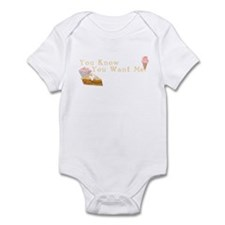 Sweet Temptations Infant Bodysuit