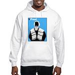 iFraud Jewish Rabbi Hooded Sweatshirt