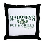 Mahoney's Throw Pillow