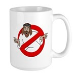 God Busters Logo Large 15oz Mug