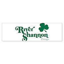The River Shannon Bumper Bumper Sticker