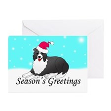 Border Collie Greeting Cards (Pk of 20)