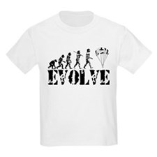 Skydiving Evolution T-Shirt
