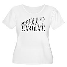 Skydiving Evolution T-Shirt