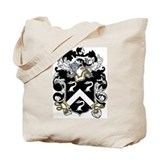 Squire Family Crest Tote Bag