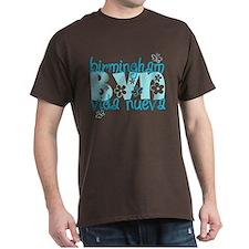 "BVN ""Girly"" (Cyan) T-Shirt"