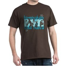 "BVN ""Girly"" (Cyan) T-Shirt"
