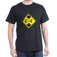 "Tall One 6'4"" T-Shirt"