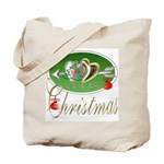 I Love Christmas Tote Bag