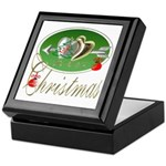 I Love Christmas Keepsake Box