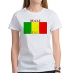 Mali Malian Flag Women's T-Shirt
