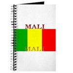 Mali Malian Flag Journal
