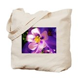 Columbine flower Tote Bag