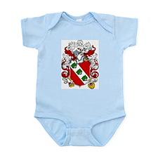 Stevenson Family Crest Infant Creeper