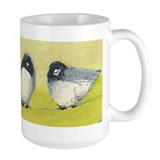 Cute Sweet chickadee Mug