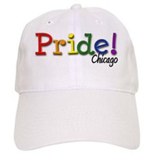 Chicago Gay Pride Baseball Cap