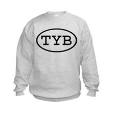 TYB Oval Sweatshirt