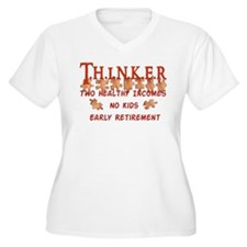 Child-Free Thinker T-Shirt