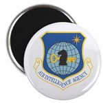 Air Intelligency Agency Magnet