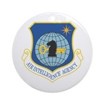 Air Intelligency Agency Keepsake (Round)