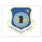 Air Intelligency Agency Small Poster