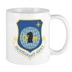 Air Intelligency Agency Mug