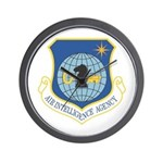 Air Intelligency Agency Wall Clock