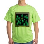 P. pyralis In Synch Green T-Shirt