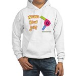 Hairdresser Blow Job Hooded Sweatshirt