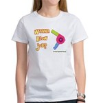 Hairdresser Blow Job Women's T-Shirt