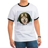 Siberian Husky & dog team T