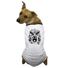 Strickland Family Crest Dog T-Shirt