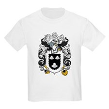 Strickland Family Crest Kids T-Shirt