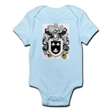 Strickland Family Crest Infant Creeper