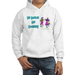 Clogging Clogger Hooded Sweatshirt