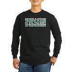 Good Trumpet Player Long Sleeve Dark T-Shirt
