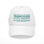 Good Trumpet Player Cap