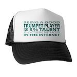 Good Trumpet Player Trucker Hat