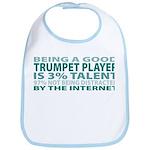 Good Trumpet Player Bib
