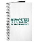 Good Trumpet Player Journal