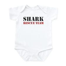 Shark Rescue Team Infant Bodysuit