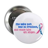 "Angel 1 (Baby Son) 2.25"" Button (10 pack)"