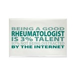 Good Rheumatologist Rectangle Magnet (10 pack)