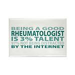 Good Rheumatologist Rectangle Magnet (100 pack)