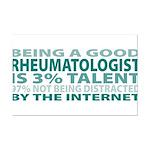 Good Rheumatologist Mini Poster Print
