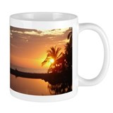 Costa Rica Sunset Small Mug