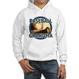 Cute Baseball grandpa Jumper Hoody