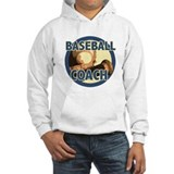 Baseball Coach Jumper Hoody