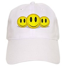 Happy Faces Baseball Cap