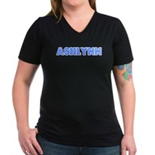 Retro Ashlynn (Blue) Shirt
